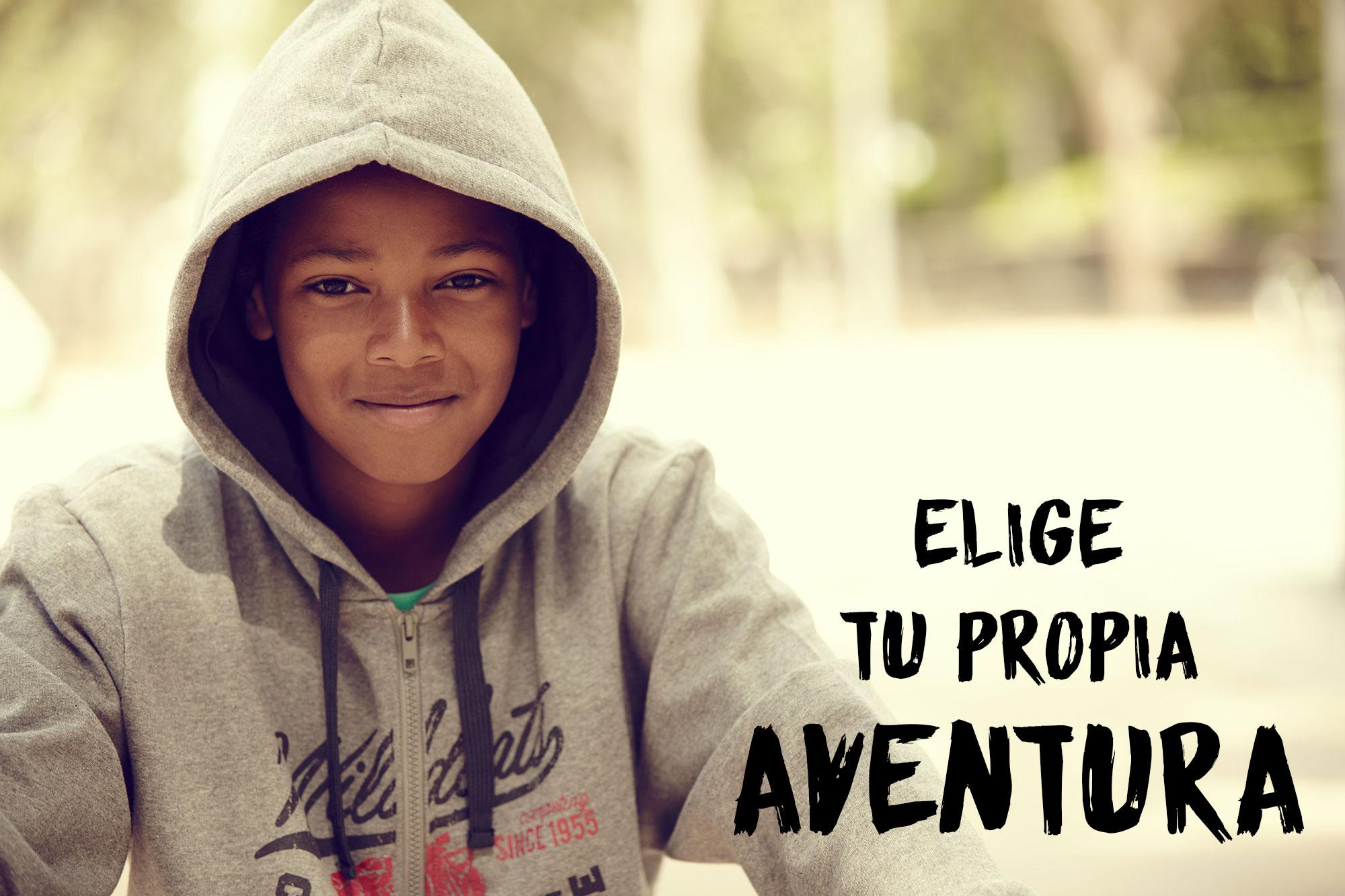 elije tu propia aventura