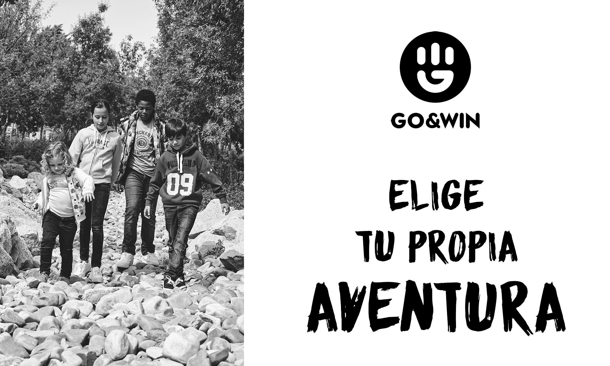 goandwin elige tu propia aventura