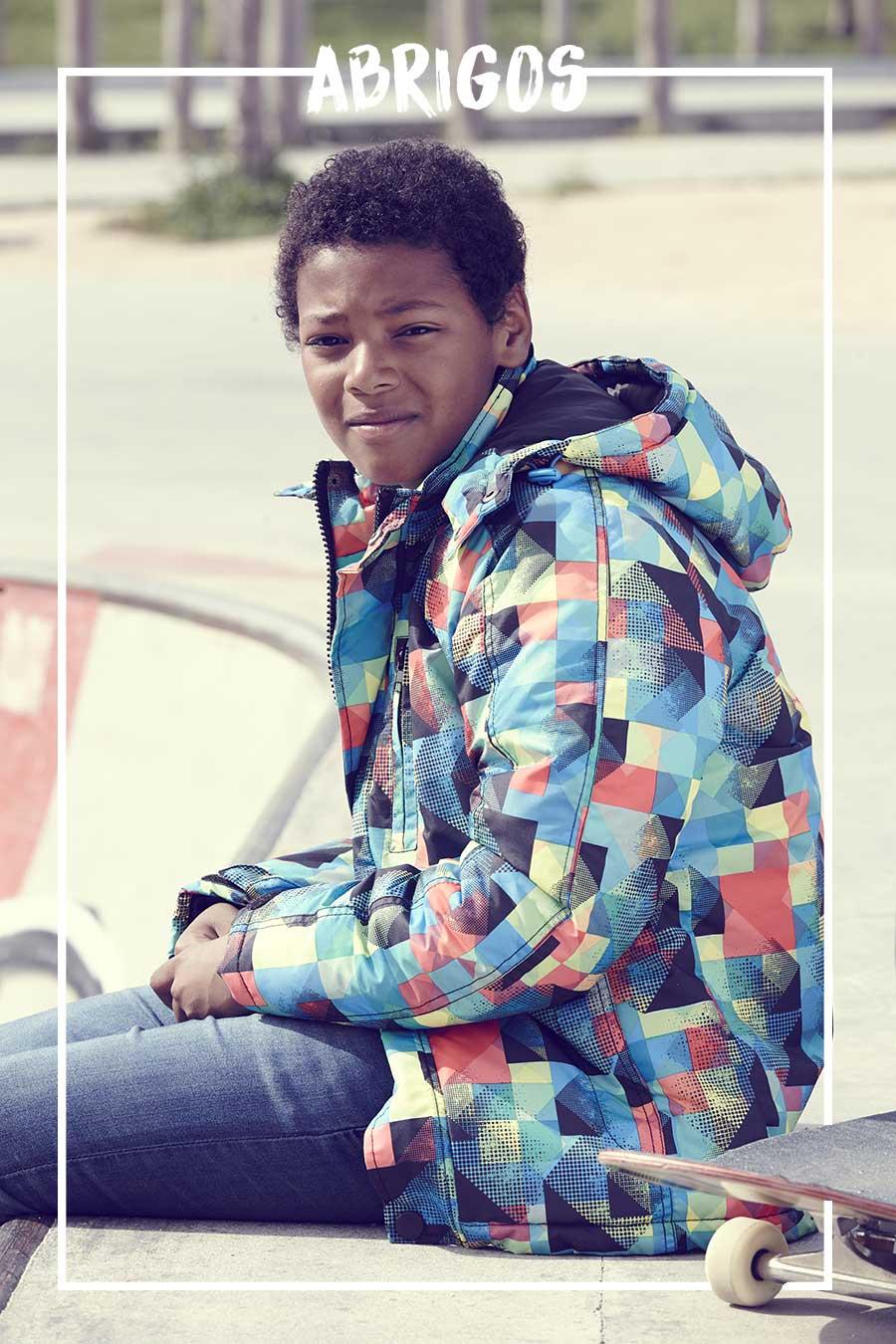 goandwin abrigos niño