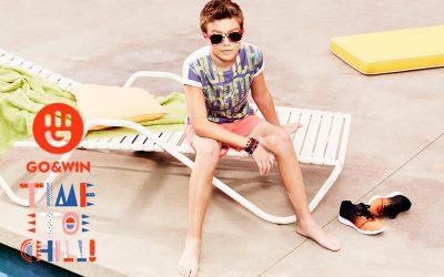 Bañadores y bikinis infantiles para playa o piscina