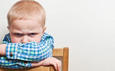 Motivos cómicos por los que se enfadan los niños